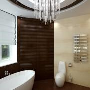 ванна современный дом интерьер