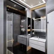 ванной дизайн в аппартаментах фото