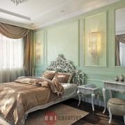 спальня классика интерьер фото красивый