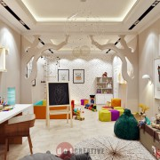 игровая детская комната фото интерьера
