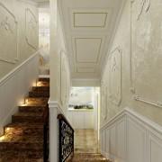 пример оформления лестницы