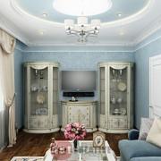 великолепный дизайн спальни в коттедже