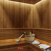 дизайн сауны в доме