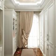 дизайн гардеробной комнаты дома виллы коттеджа