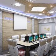 красивый дизайн офиса