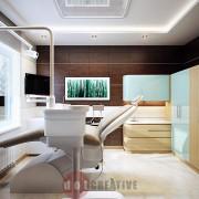 проект дизайна интерьера офиса