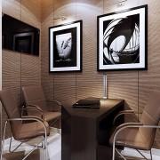 дизайн кабинета офиса