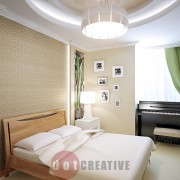 интерьер красивый отличный спальни таунхаус