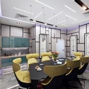 креативный дизайн интерьера офиса