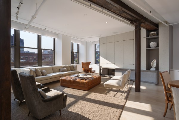 13th Street Loft, Location: New York NY, Architect: Leone Design Studio